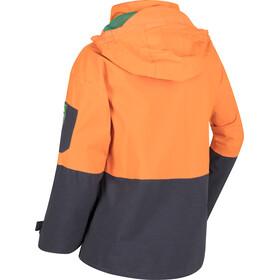 Regatta Hydrate II 3in1 Jacket Kinder persimm/seal grey
